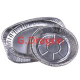 Disposable Aluminum Foil Cake Pans (AFC-001)