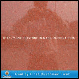 Natural China Red Stone Granite Floor Tiles for Kitchen/Bathroom