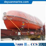 20 Person Marine Totally Enclosed FRP Lifeboat and Rescue Boat