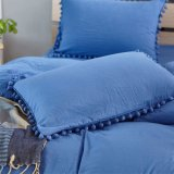 Amazon Hot Selling 1800 Microfiber Quilt Cover Home Textile
