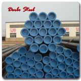 DRL API 5L X70 Steel Pipe with Black Painting