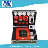 4 Zone Backup Battery Conventional Fire Alarm Control Panel