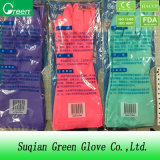 ISO/CE Approved Colorful Household Gloves