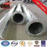 5-15m White Octangle Steel Poles