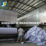 Office Copy Paper Machine/ Writing Paper Making Machine with Pulp Equipment