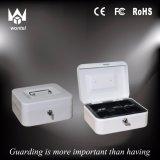 Hot Sale Metal Cash Box, China Manufacturer Coin Safe Box