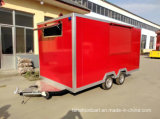 Multi-Function Mobile Food Cart / Ice Cream Cart