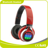 LED Lighting Foldable Stereo Music Power Bass Fashion Portable Smartphone Bluetooth Headphone