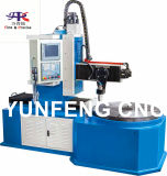 Tire Mold Engraving Machine Tool for Two Pieces Sidewall