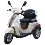 500W Electric Tricycle with Deluxe Saddle (TC-018)
