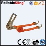 100% High Tensile Polyester Reliablesling Ratchet Tie Down