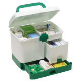 Fist Aid Case with Draws for Medical Use