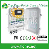 1*16 Core Fiber Optic Distribution Box PLC Splitter