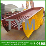 Commonly Used High Capacity Vibrating Feeder in Sand Production Line
