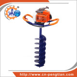 68cc Professional Ground Drill with 100mm; 150mm & 200mm Auger Bits