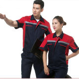 OEM Factory Customized Industrial Overall Safety Work Uniform