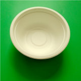Chinese Eco-Friendly Disposable Sugarcane Pulp Paper Tableware