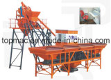 Perfect! ! 30m3/H Concrete Batching Plant Italy