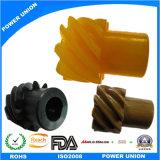 Peek Plastic Injection Helical Spiral Gear