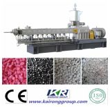 TPE PS ABS Plastic Compounding Machine CaCO3 Plastic Filling Masterbatch Line