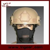 Mich 2002 Tactical Helmet with Nvg Mount & Side Rail Action Version