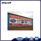 Frontlit Exhibition Display Canvas PVC Flex Banner (840dx840d 9X9 500g)