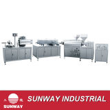 Two-Layer Seamless Hose Extruding Machine
