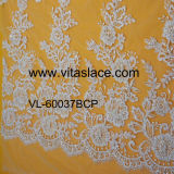 1.4m Width Lace Fabric Wholesale for Curtain VL-60037BC