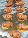 8011-O 0.012mm Food Grade Household Aluminum Foil for Roasting Chicken