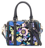 Ladies Designer Printing Cotton Small Handbag (QF-150918)