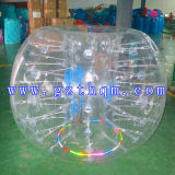 LED TPU Inflatable Bumper Ball/1.5m/1.2m Bumper Ball