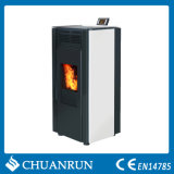 Wood Burning Pellet Stove with CE