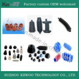 Factory Customizedsilicone Rubber Bellows with Stainless Steel