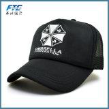 Custom Polyester Trucker Mesh Cap Baseball Cap Sports Printed Cap