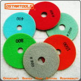 Great Flexible Performance Diamond Floor Stone Polishing Discs