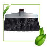 Long Bristle Street Cleaning Broom