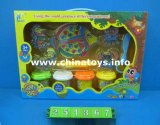 Hot Sale Educational Toys DIY Birthday Cakes Plasticine Clay Mud for Kid with En71 (251367)