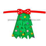 Christmas Holiday Hair Bow Hair Clip