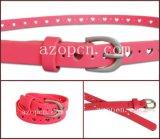 Lady's Fashion Cut out Design PU Belt