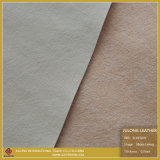 Grey Embossed Synthesic Leather for Shoes Lining (SL015070)