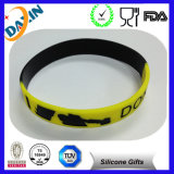 The Cheapest Silicone Custom Bracelet for Advertising