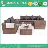 Patio Combination Sofa Set Outdoor Sofa Set Rattan Wicker Sofa Set (Magic Style0