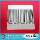 Magnetic EAS Security RF Label Sticker