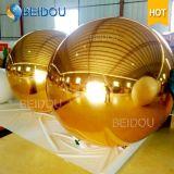 Christamas Ornaments Decorative Mirror Balloons Disco Inflatable Mirror Ball