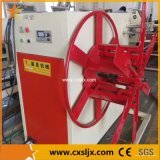 Single Station Winder for Soft Plastic Pipe/Profile/Strap/Band/Sealing