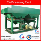Tin Processing Flowchart Jig Machine