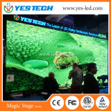 P2.84/P3.125/P3.9/P4.8 Indoor Rental LED Stage Video Wall Panels