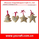 Christmas Decoration (ZY15Y236-1-2-3-4) Christmas Wall Design New Gift