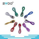 Wholesale Colorful Micro Audio Cable for Microphone and Mixer