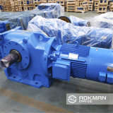 K Series Helical Bevel Gearbox Gear Motor